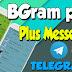 TELEGRAM+ PLUS 2 APPS CON LA QUE PUEDES HACER MARAVILLAS