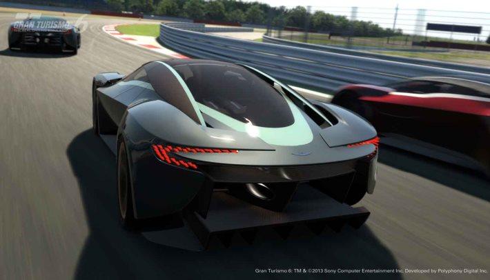 Image 8: Aston Martin DP-100 Vision Gran Turismo