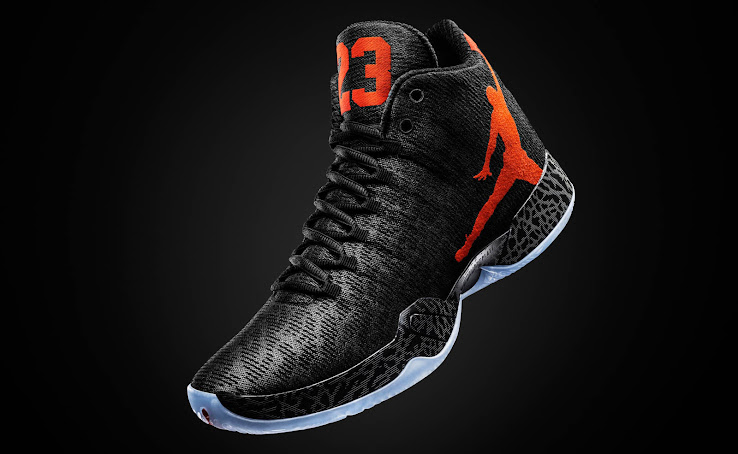 fbdedef4b The Nike Air Jordan XX9 shoe was the first product to feature the  performance-woven upper