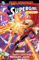 Os Novos 52! Supergirl #29