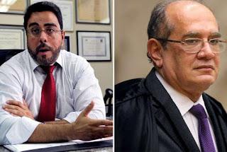 Corrupção não pode ser vista como 'crime menor', diz Bretas a Gilmar Mendes