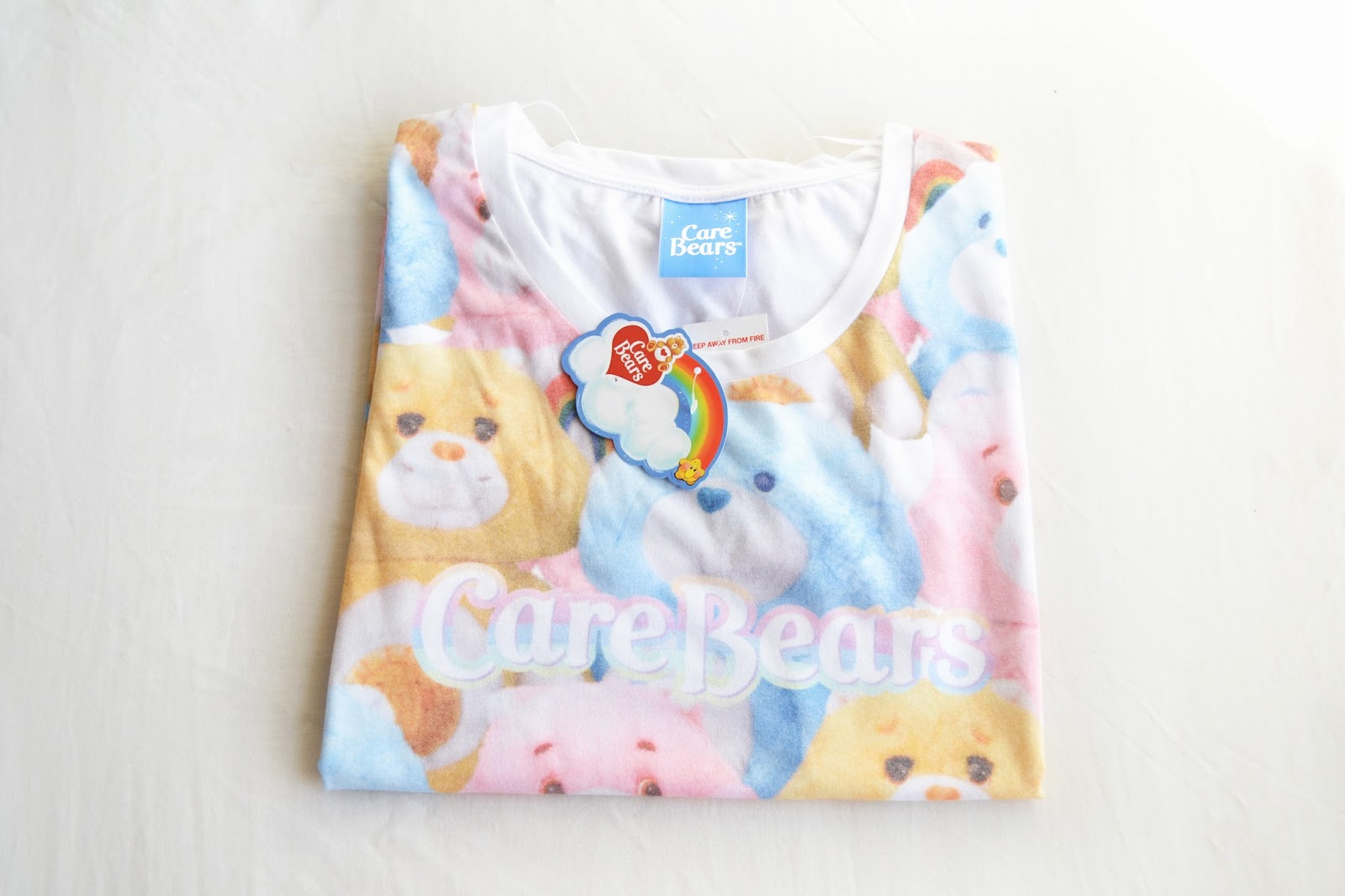 care bear tshirt