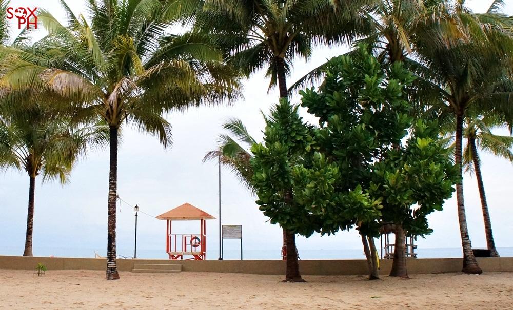 Isla Jardin del Mar in Gumasa, Glan