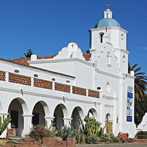 mission san luis rey church missiontour