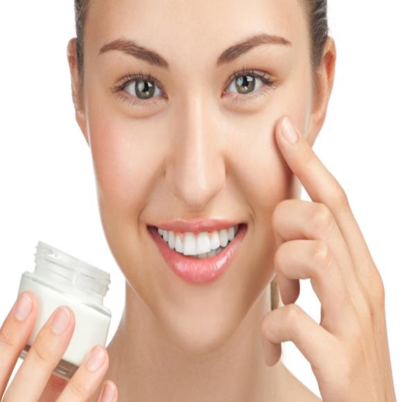 Tirando manchas e acne