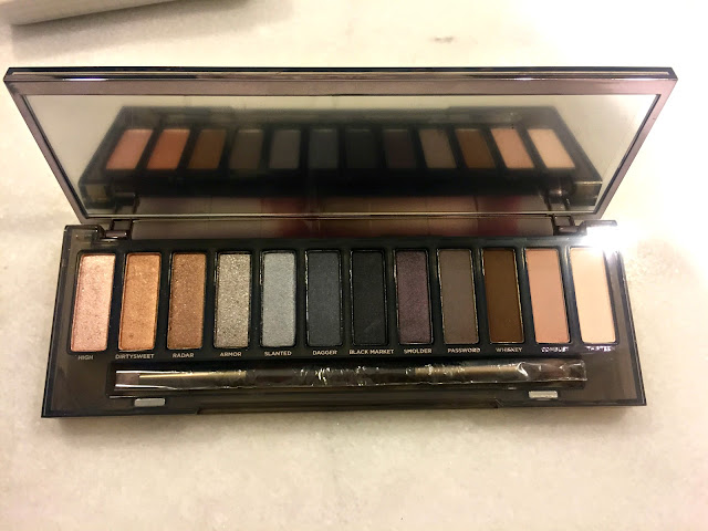 Fitness And Chicness-Urban Decay-Naked Smoky Palette-2
