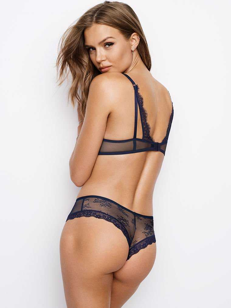 Josephine Skriver in Victoria's Secret Photoshoot – September 2017