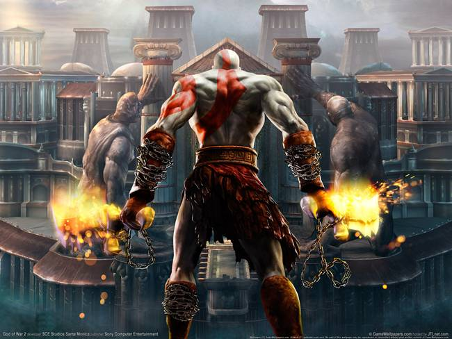 God Of War [Dios De La Guerra] PC FULL Español Descarga Fileserve