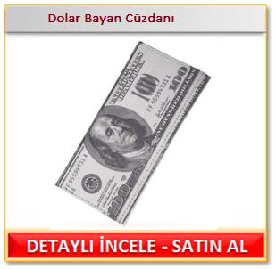 Dolar Bayan Cüzdanı