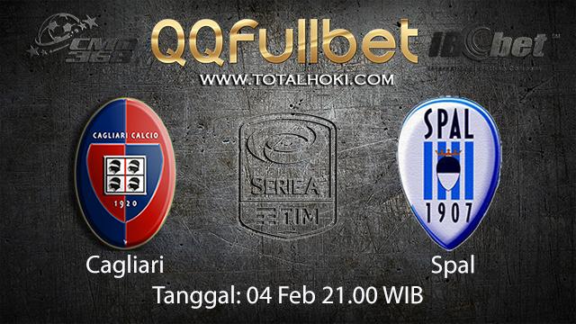 PREDIKSIBOLA - PREDIKSI TARUHAN BOLA CAGLIARI VS SPAL 04 FEBRUARI 2018 ( ITALIAN SERIE A )