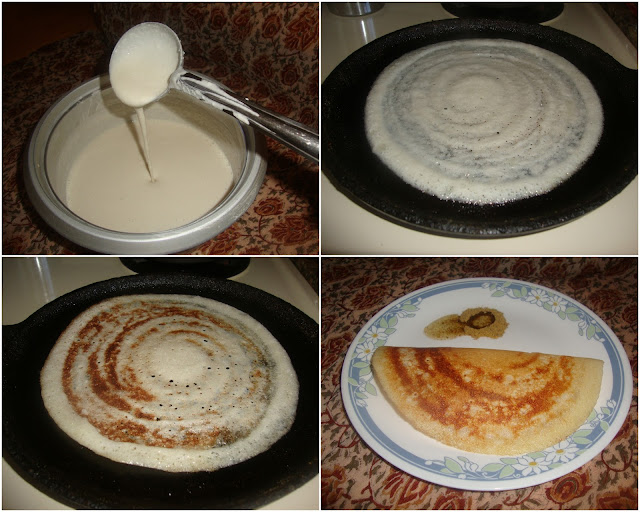images of Basic Dosa Batter Recipe / Plain Dosa Batter Recipe / Dosa Batter Recipe