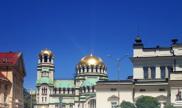 Sobór Aleksandra Newskiego w Sofii