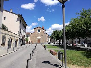 Immagine - Piazza - Sant - Agostino - Prato