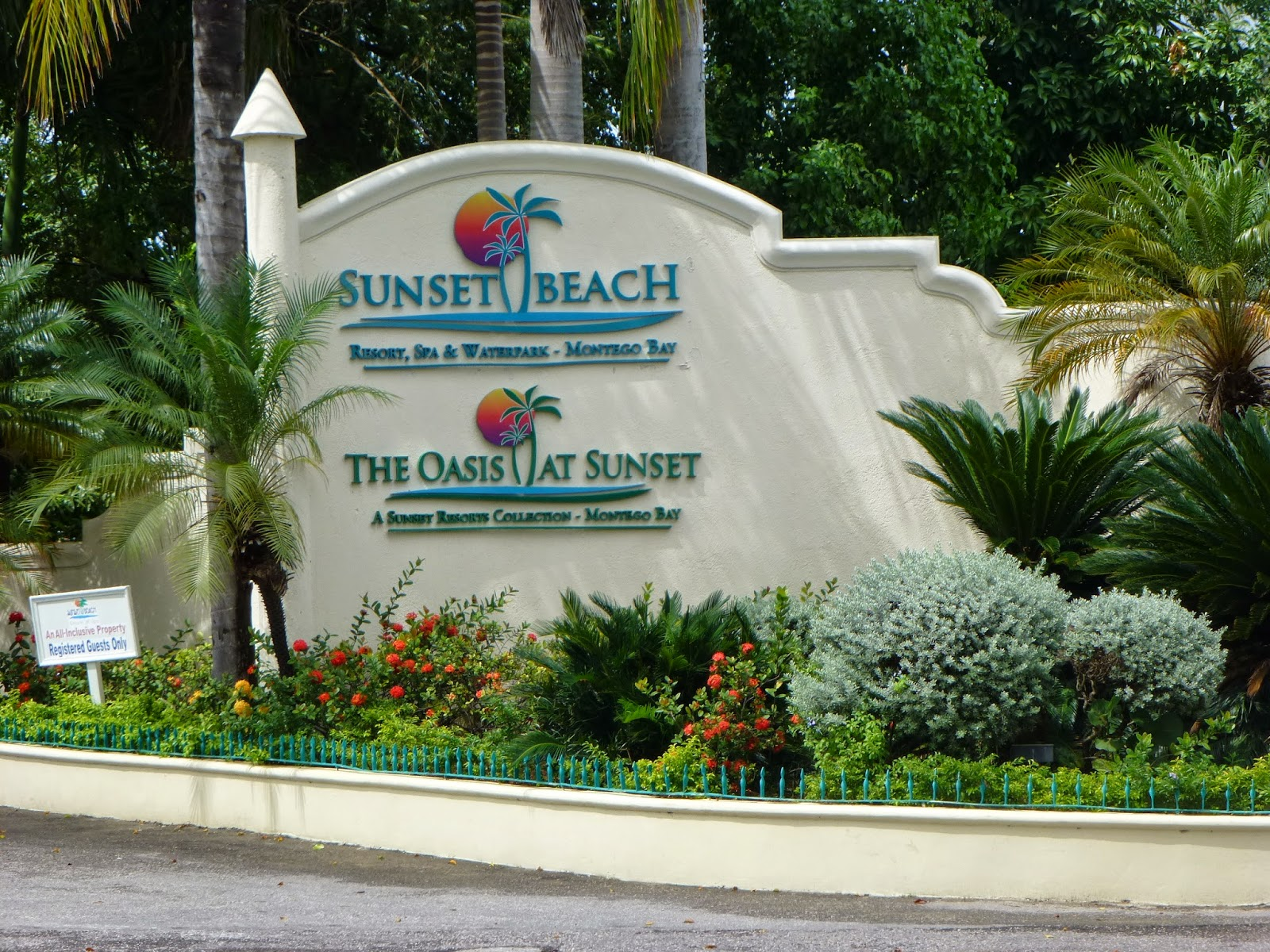 The Oasis At Sunset Beach Resort Review Montego Bay Jamaica