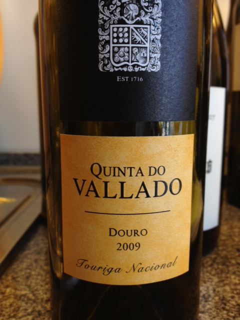 Wine Penacova Meeting: Quinta do Vallado Touriga Nacional 2009