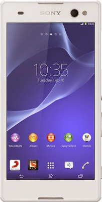 Sony Xperia C Opened Pre Booking in India