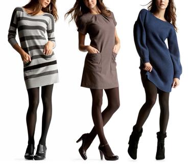 la moda tendencia oto o invierno 2012 vestido corto. Black Bedroom Furniture Sets. Home Design Ideas