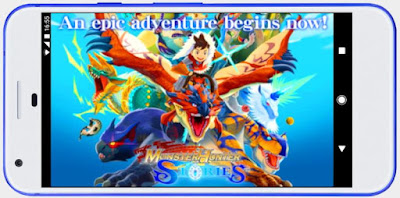 'Monster Hunter Stories' ($20)