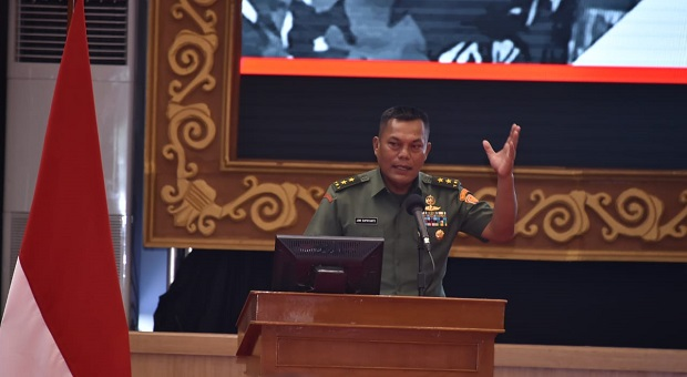 TNI Tetap Fokus Pada Tugas Pokok