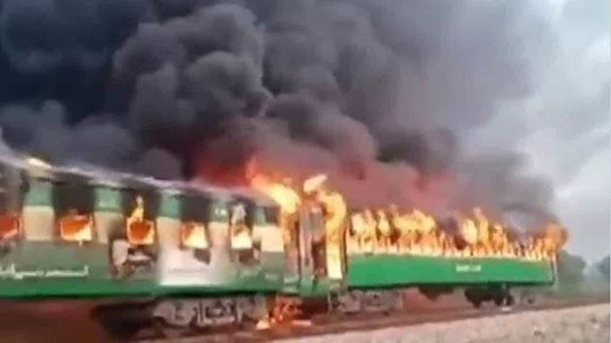 Explosão deixa dezenas de mortos em comboio no Paquistão