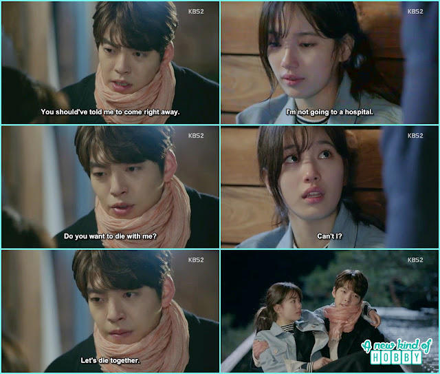 joon young take no eul to th ehospital - Uncontrollably Fond - Episode 19 Review