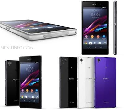 Kelebiah Dan Juga Kekurangan Sony Xperia Z1
