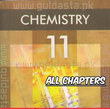 Fsc 2nd Year Chemistry Notes Pdf