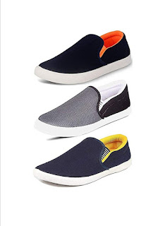 Ethics men's sneakers combo pack of 3