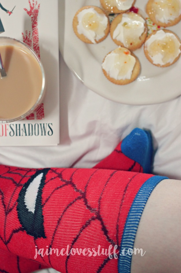 Sock Sundays: Books, Snacks, & TAZO® Chai Latte pairing
