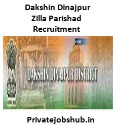 Dakshin Dinajpur Zilla Parishad Recruitment