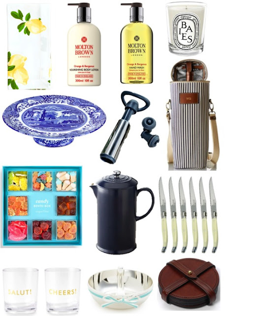 Summer host or hostess gift ideas