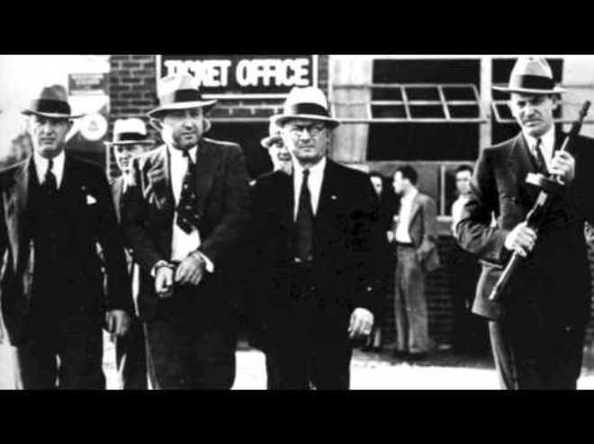 Kumpulan Mafia Legenda Kongsi Gelap Yang Menggerunkan