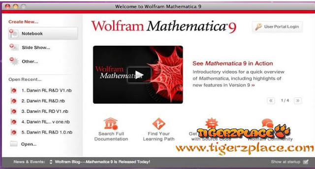 Wolfram Mathematica 9 Full Version For Free | Mac Version