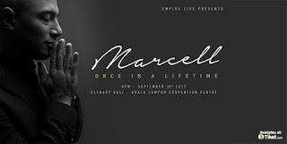 Cari tiket konser marcell di malaysia