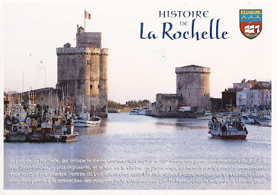 Hanseatic city La Rochelle