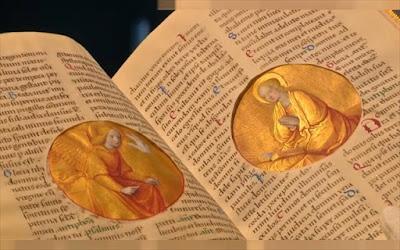 Χειρόγραφο του Μεσαίωνα πωλήθηκε 4,29 εκατ. ευρώ