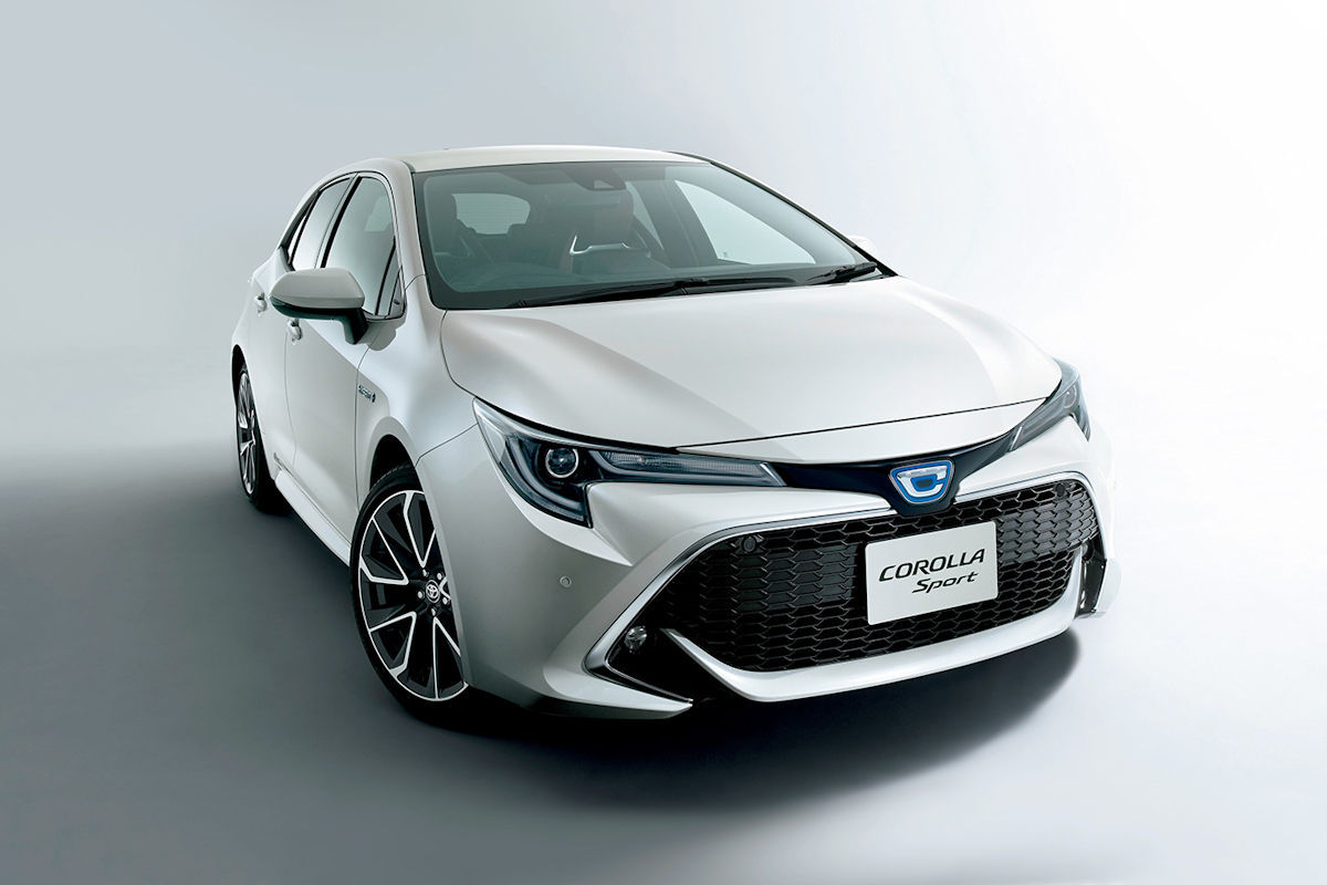 Japan Now Gets The All New Sportier 2019 Corolla Philippine Car