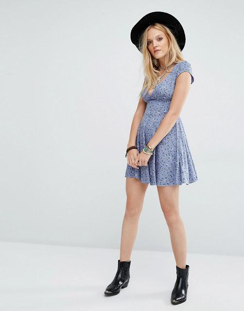 vestidos de moda para gorditas jovenes