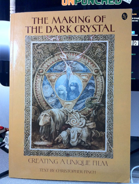 The Makings Of A Modern Bedroom: Unpunched: The Making Of The Dark Crystal