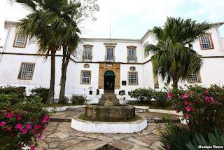 Museu de Ciência e Técnica - Ouro Preto - MG