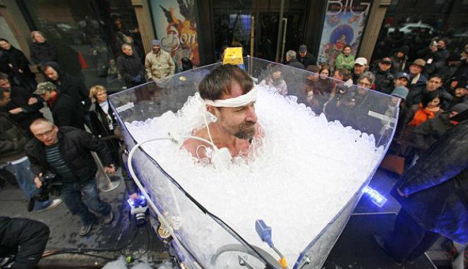Ilmuwan Temukan Alasan Manusia Es Bisa Hidup di Suhu Beku