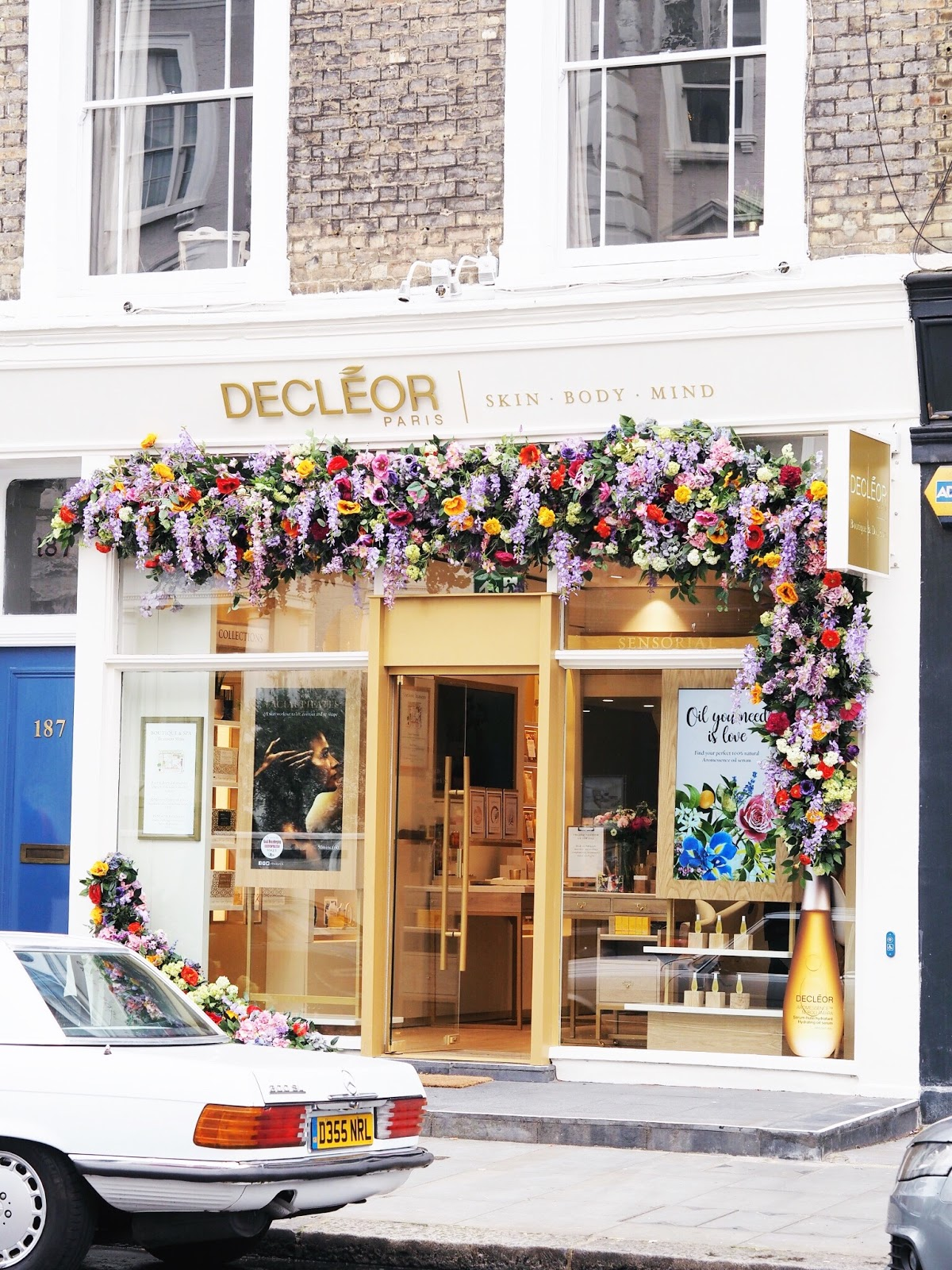 Decléor boutique westbourne grove notting hill
