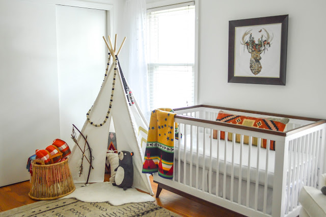 Our House Is Y Alls House Nursery Room Reveal
