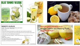 diet lemon kuruskan badan 7 hari seminggu