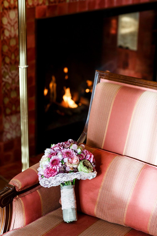 Hochzeit feiern in der Villa Rothschild in Frankfurt.