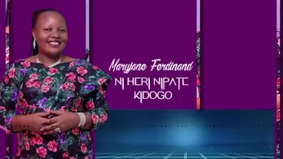 Download Audio | Maryjane Ferdinand - Ni heri nipate Kidogo
