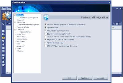 تحميل وتفعيل برنامج التحميل Ant Download Manager 1.6.1 البديل لأنترنت دونالد منجر