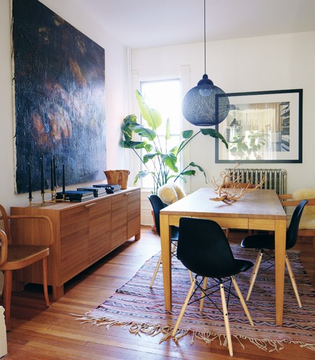 Mix And Chic: Home Tour- A Designer's Stylishly Casual Home