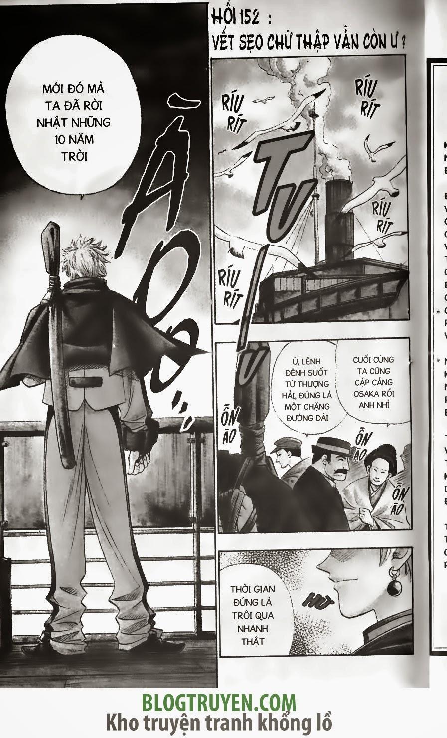 Rurouni Kenshin chap 152 trang 2