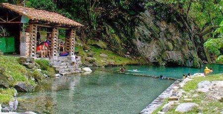aguas termales de tocuya